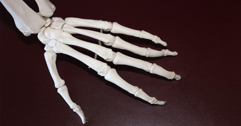słabe kości
