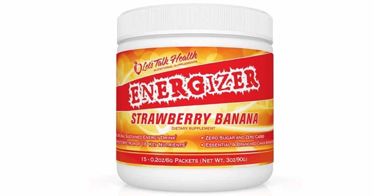Energizer Drink Mix