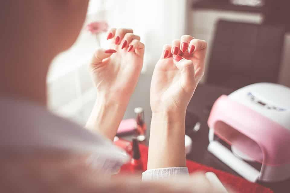 Dieta na zdrowe włosy i paznokcie