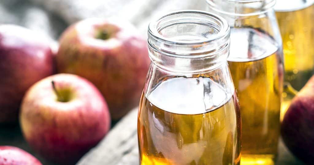 Właściwości prozdrowotne octu jabłkowego