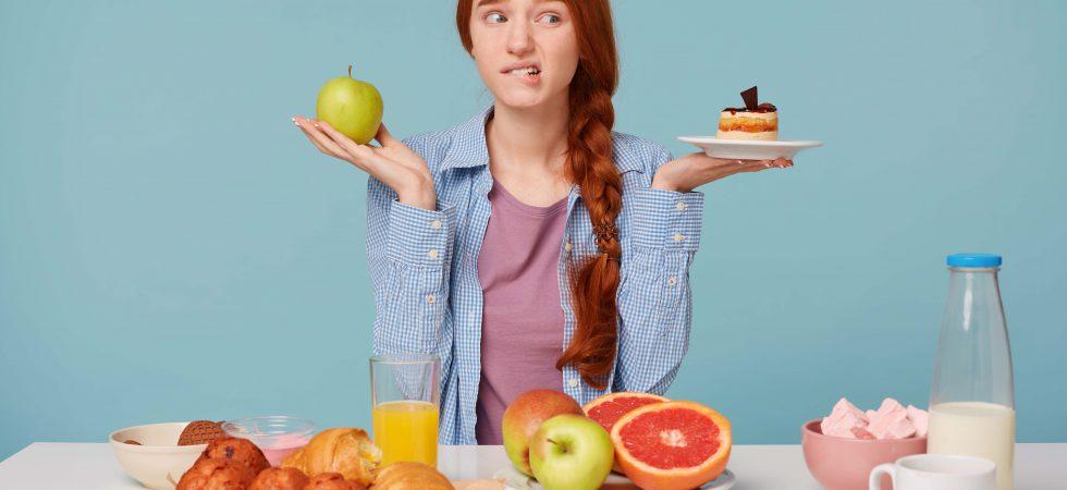 uczucie głodu na diecie